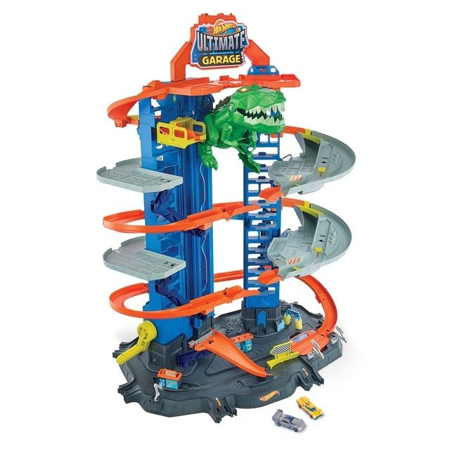 Hot Wheels City Mega Garagem Hot Wheels Pistas Hot Wheels Coches Hot Wheels