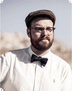Jesper Skov from Cocktailkonsortiet