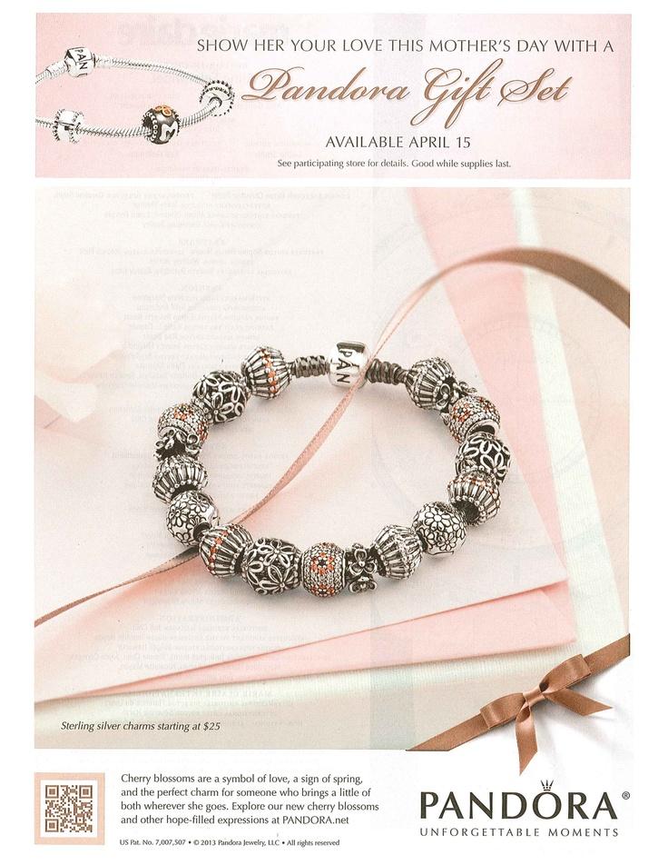 Pandora Jewelry 2013