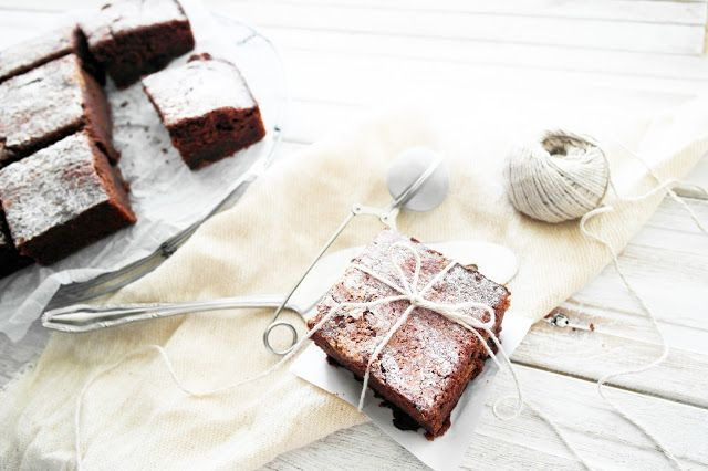 beetroot dark chocolate brownies