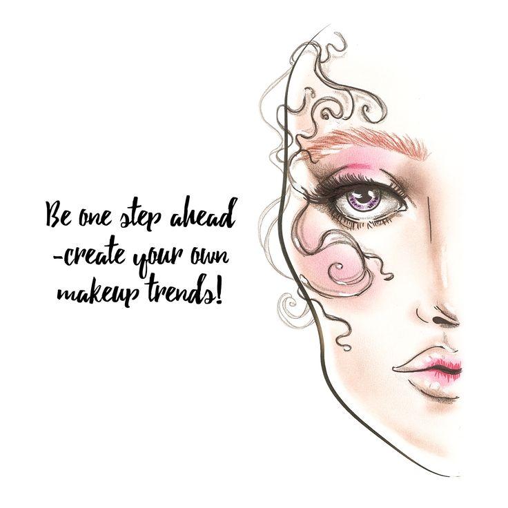 #facechart #inspiration #makeup #quotes