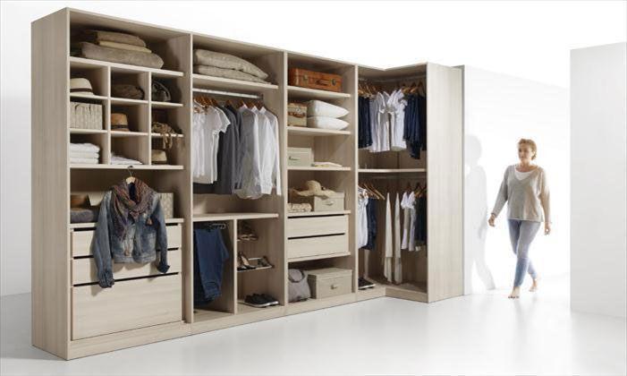 C mo dise ar un vestidor en tres pasos vestidor box de - Disenar un armario empotrado ...