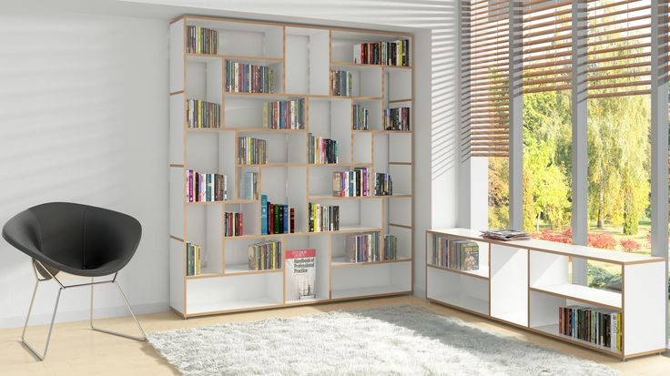 Hanibal Bücherregale, Möbel und Designs - joop möbel wohnzimmer