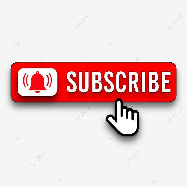 Subscribe Png Button Red With Bell Youtube Photo Clipart Subscribe Png Button Png Transparent Clipart Image And Psd File For Free Download Photo Clipart Youtube Logo First Youtube Video Ideas