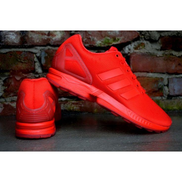 Adidas ZX Flux Red AQ3098  Model: AQ3098