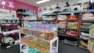 Our dog treat bar! Awesome!