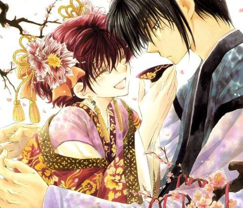 Yona and Hak    ~Akatsuki no Yona