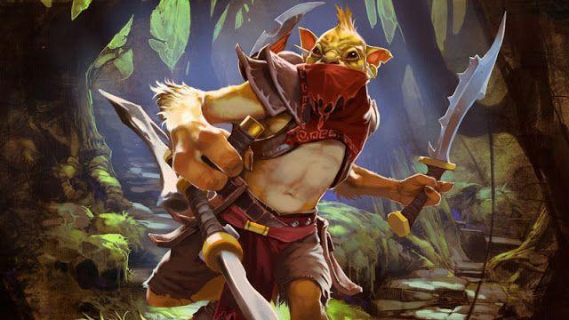 Cerita Hero Dota 2 : Gondar Sang Bounty Hunter Terkuat | Caçador de  recompensas, Dota 2