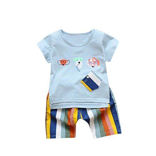 6c94d36ff Moonker Toddler Baby Boy Cartoon Dog Printed T Shirt Tops... https ...