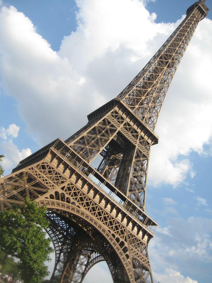 The Eiffel Tower (Paris, France)