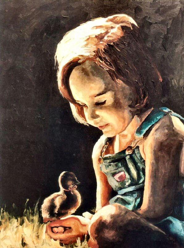 A Gentle Fascination by Amanda Dunbar
