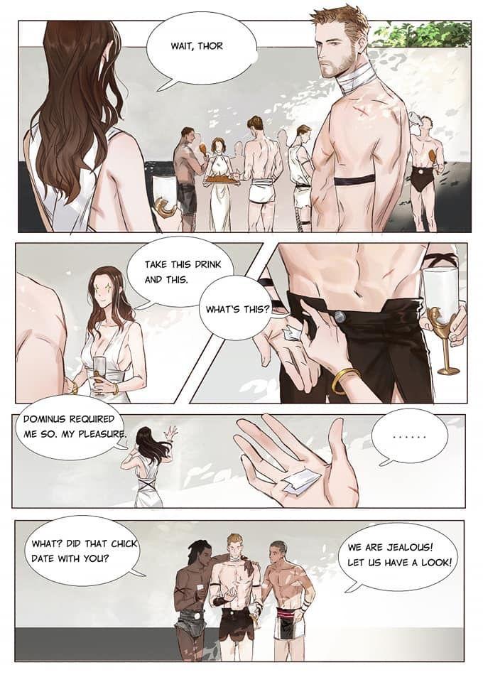 Pin by Rames on ThunderFrost | Thor x loki, Loki thor, Loki