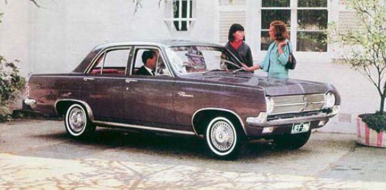 1965 Holden Premier HD