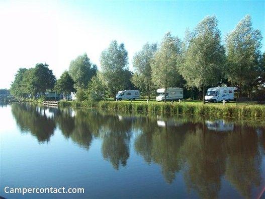 MUSSELKANAAL Camperplaats Musselkanaal (Passantenhaven Spoordok) | Campercontact