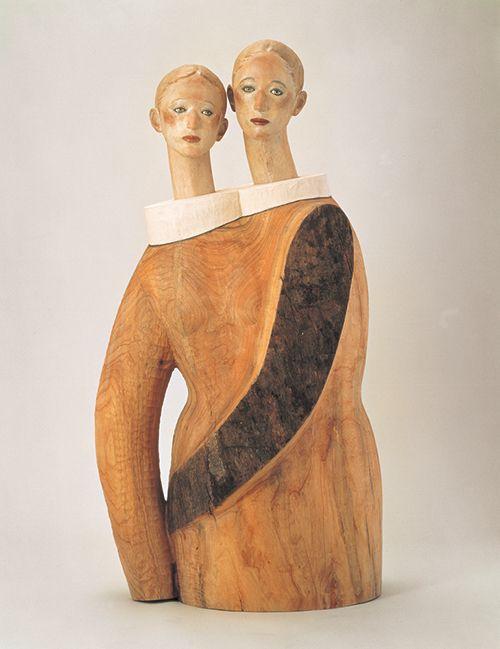彫刻家・舟越桂の展覧会が兵庫県立美術館で開催 - 群馬、三重、新潟にも巡回の写真5