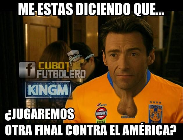 Memes Semifinales Vuelta