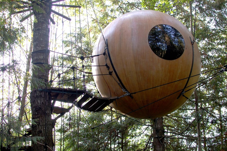 Free Spirit Sphere [2,045 × 1,360] xpost from /r