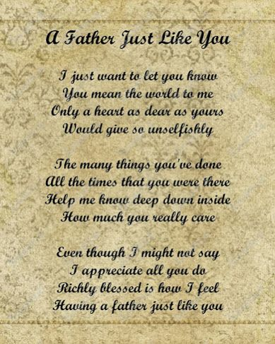 You are here: Home / Collection / Happy Father's Day Quotes, Messages, Sayings & Cards Happy Father's Day Quotes, Messages, Sayings & Cards  June 15, 2016 by Mary Leave a Comment     Celebrate Father's Day with these unforgettable Father's Day quotes. Fathers are special in a family and there is nobody in the world like them. Read what famous people and thinkers have to say about fathers and find the ones that best resonate with you.    Any man can be a Father but it takes someone special…