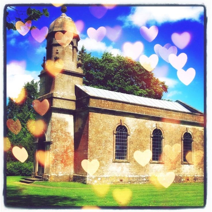 Babington House Chapel, Somerset, England