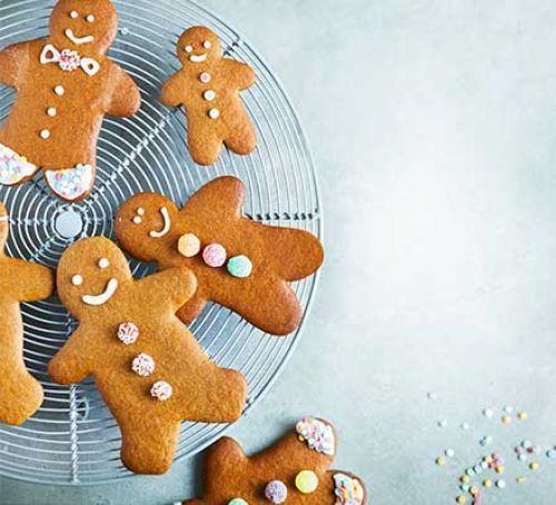 Gingerbread People Recipe Christmas Cooking Gingerbread