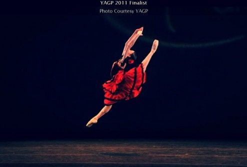 Interviu: Ana Maria Gergely: balet | News & Oportunitati - ArtNetwork