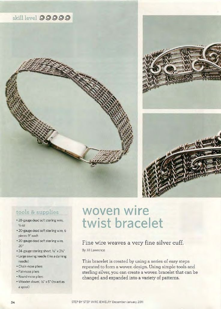 453 best Wire inspiration images on Pinterest | Wire wrap jewelry ...