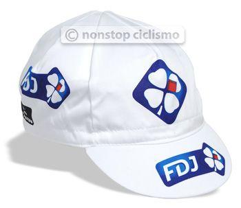 Francaise Des Jeux FDJ 2013 Pro Team Cycling Cap   eBay