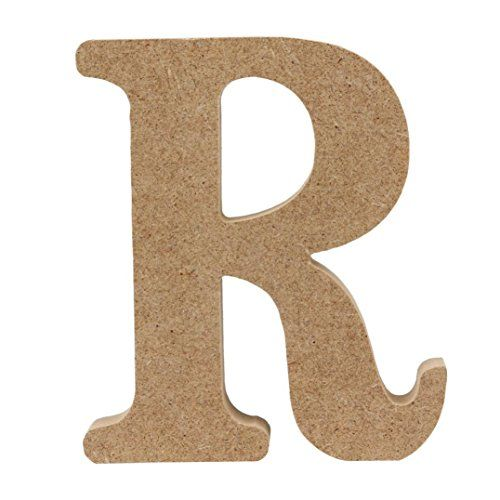 DIY the words you wantMatoen Wood Wooden AZ Letters Alphabet for Wedding Birthday Party Home Decorations R *** Want to know more, click on the image.  This link participates in Amazon Service LLC Associates Program, a program designed to let participant earn advertising fees by advertising and linking to Amazon.com.