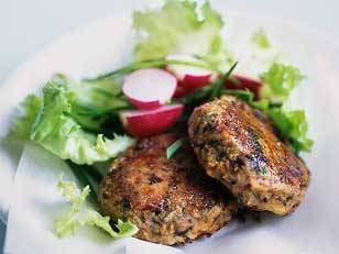 Herb And Broad Bean Falafel
