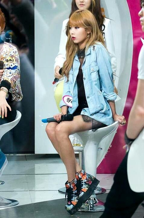 Hyuna I Really Love Hyuna 39 S Fashion It 39 S Just Really Cute And Also Sexy At The Same Time