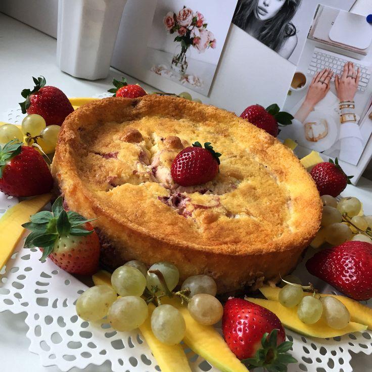 Cheesecake w fruits