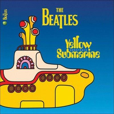 The Beatles - Yellow Submarine Songtrack (CD)