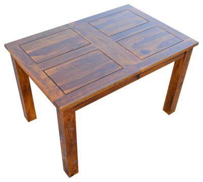 Rozkładany stół drewniany- 120cm (165cm)