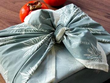 Reusable Fabric Gift Wrap