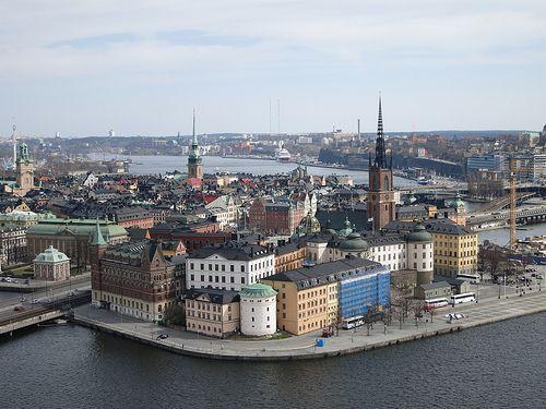 Stockholm Schwedisch lernen für den Urlaub http://ecomaka.wordpress.com/2014/02/20/schwedisch-lernen-fur-den-urlaub/