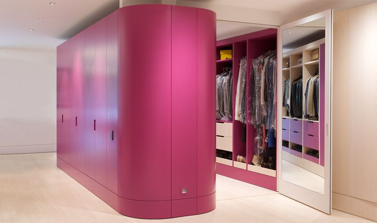 Residential - Fitted Wardrobes - TinTab - Contemporary, bespoke, design & manufacturing in Newhaven, East Sussex