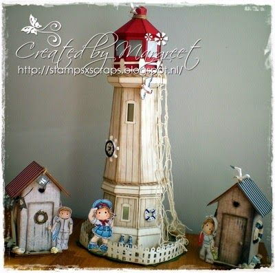lighthouse svg cuts Stamps - Scraps