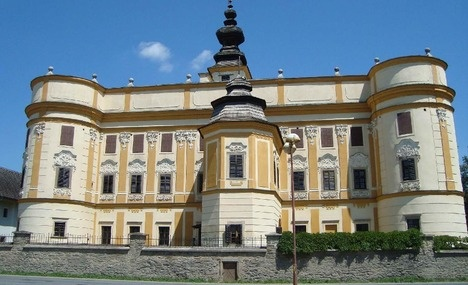 Markušovce Castle, Slovakia