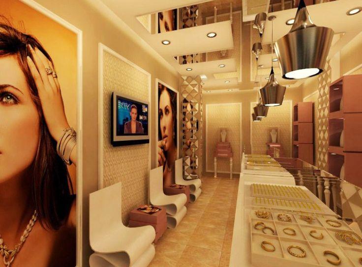 Jewelry Design, jewelry decoration , jewelry interior design (8)