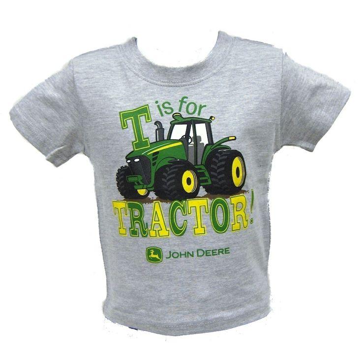 140 best images about kids john deere clothing on pinterest for John deere shirts for kids