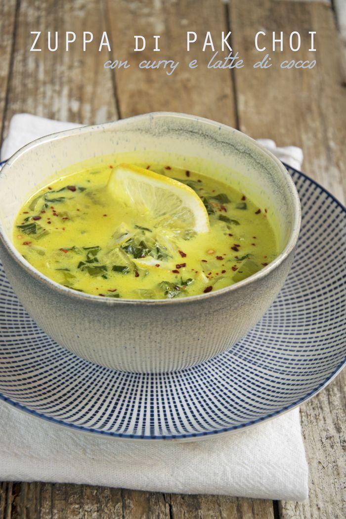 Zuppa di pak choi 3