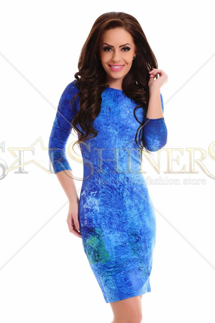Ana Radu Just Passion Blue Dress