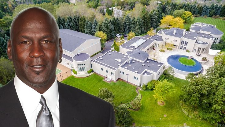 10 Most Expensive Homes Of NBA Players