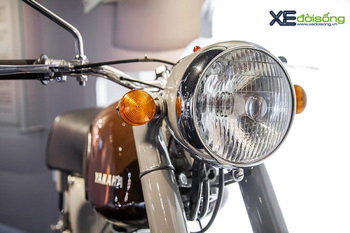 Yamaha 250 YD-1 1957: xe máy nguyên bản yamaha đầu tiên