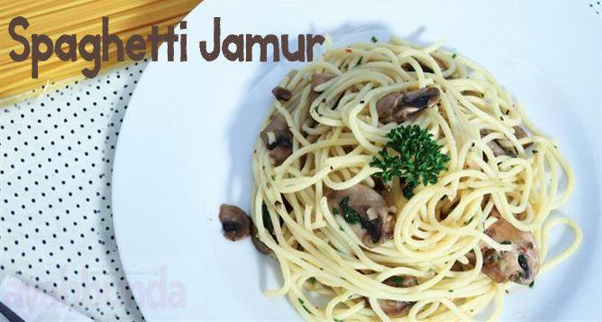 Spaghetti Jamur :: Mushroom Spghetti :: Klik link di atas untuk mengetahui resep spaghetti jamur