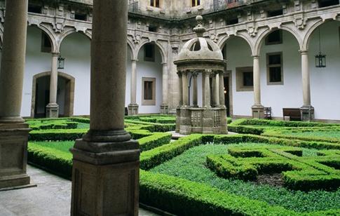 Hostal de los Reyes Católicos - Parador de Santiago de Compostela #Galicia