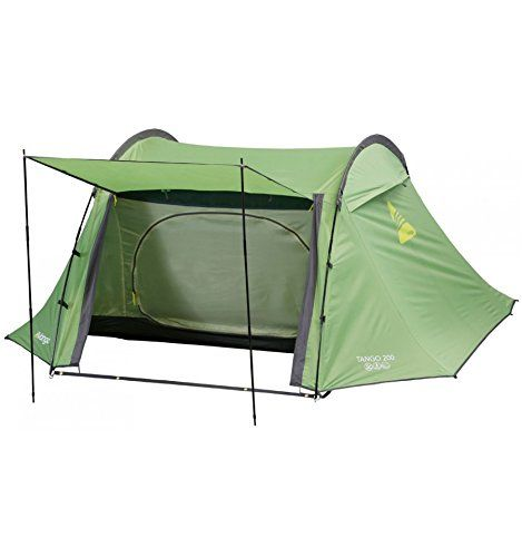 Vango - Tango 200 Tunnel Tent 2 Man Apple Green  sc 1 st  Pinterest & Vango - Tango 200 Tunnel Tent 2 Man Apple Green | Camping Hiking ...