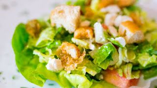Il-Trafiletto: Insalata di mele e polpa di granchio ⧫ Crabmeat an...