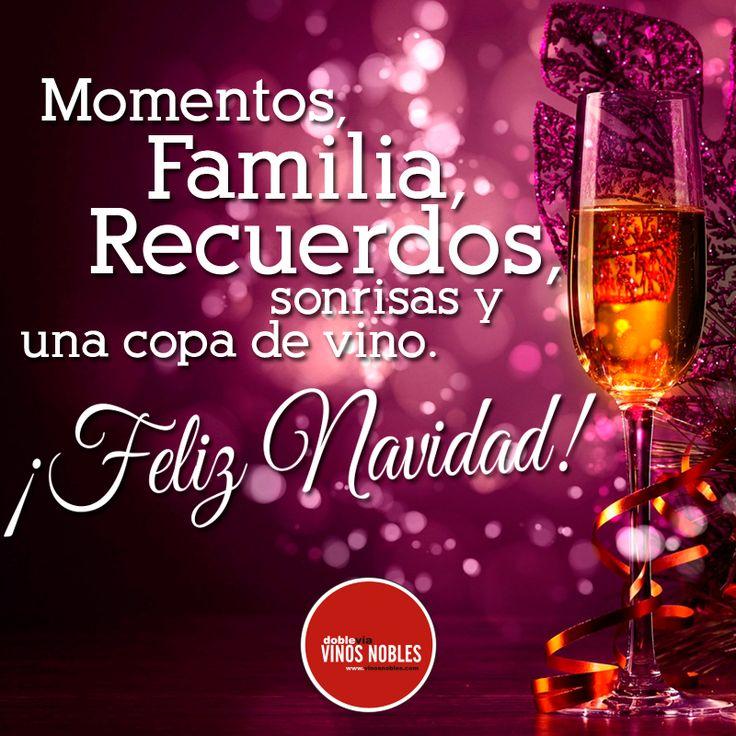 #VinosNobles les desea a todos una ¡Feliz Navidad!