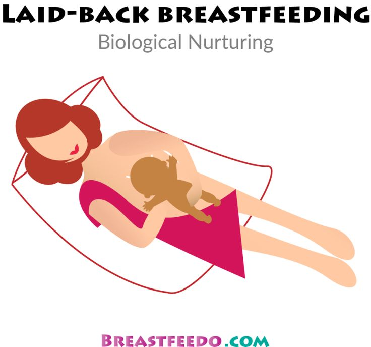 how to make baby forget breastfeeding